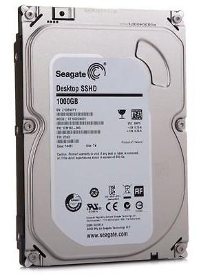 """1000 GB SATA SSHD 3.5"""""""