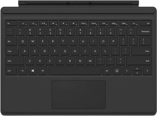 Microsoft Surface Type Cover, M1725, swiss