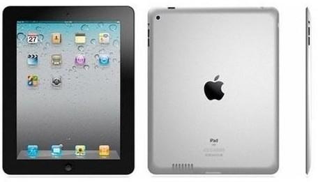 Apple iPad 2, black