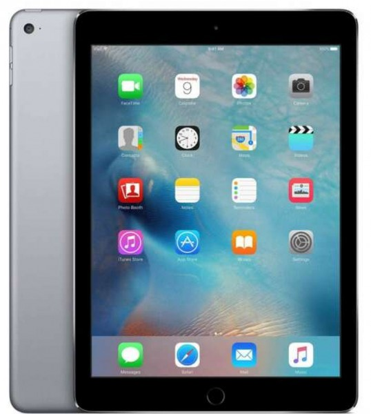 Apple iPad Air 2, 64 GB, space-grey