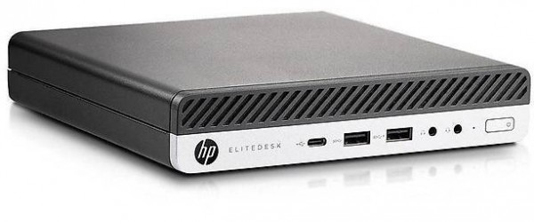 HP EliteDesk 800 G3 DM (Mini-PC)