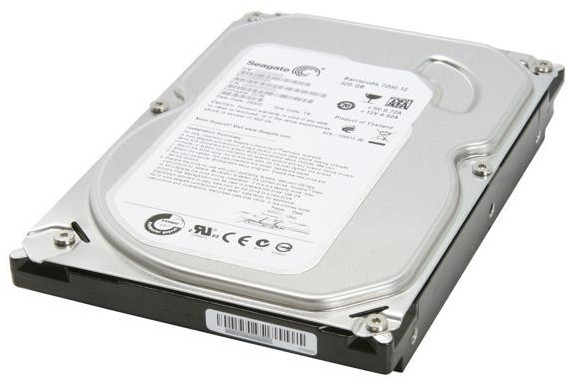 2 TB SATA Harddisc / Festplatte 3.5