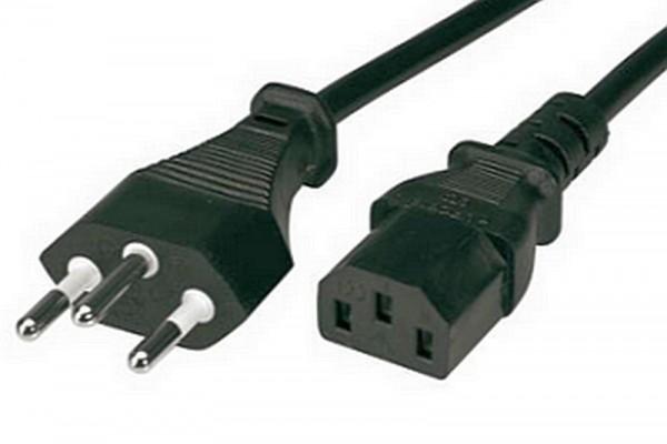 Stromkabel für PCs und Displays