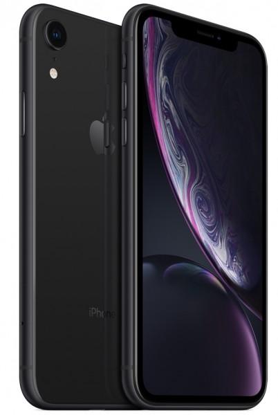 Apple iPhone XR, black, 64 GB