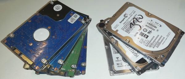 320 GB SATA Harddisc / Festplatte 2.5