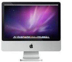 """Apple iMac 20"""", Modell 8.1"""